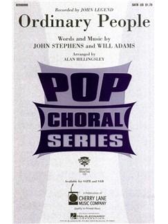 John Legend: Ordinary People (SATB) Books | SATB