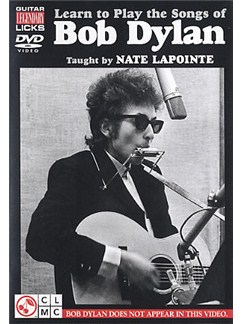 Nate LaPointe: Learn To Play The Songs Of Bob Dylan DVDs / Videos | Guitar