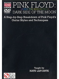 Pink Floyd: Learn The Songs From Dark Side Of The Moon DVDs / Videos | Guitar