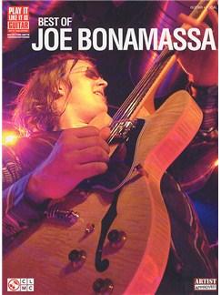 Joe Bonamassa: Best Of (TAB) Livre | Tablature Guitare, Voix