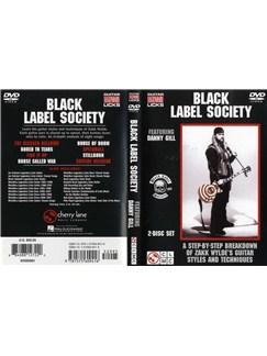 Guitar Legendary Licks: Black Label Society (2 DVD) DVDs / Videos | Guitar