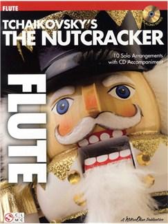 Tchaikovsky's The Nutcracker (Flute) Livre | Flûte Traversière
