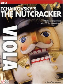 Tchaikovsky's The Nutcracker (Viola) Books and CDs | Viola