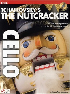 Tchaikovsky's The Nutcracker (Cello) Books and CDs | Cello