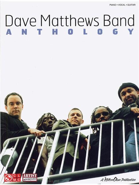 Dave Matthews Band: Anthology (PVG) - Piano, Vocal & Guitar Sheet ...