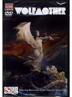 Wolfmother: Guitar Legendary Licks (DVD) DVDs / Videos   Guitar
