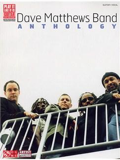 Dave Matthews Band: Anthology (TAB) Books | Guitar Tab