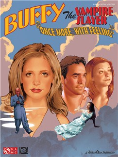 Buffy The Vampire Slayer: Once More With Feeling Books | Piano, Vocal & Guitar