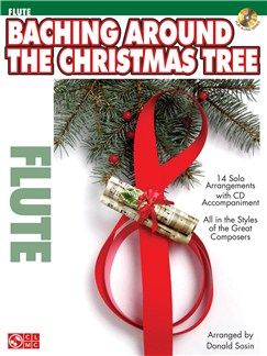 Baching Around The Christmas Tree (Flute) Books and CDs | Flute