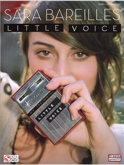 Sara Bareilles: Little Voice Books | Piano, Vocal & Guitar