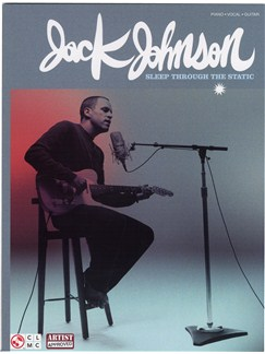 Jack Johnson: Sleep Through The Static (PVG) Books | Piano, Vocal & Guitar