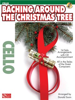 Baching Around The Christmas Tree (Cello) Books and CDs | Cello