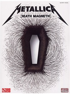 Metallica: Death Magnetic Books | Voice, Guitar, Guitar Tab
