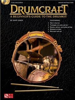 Andy Ziker: Drumcraft Books and CDs | Drums