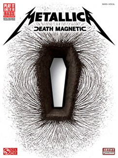 Metallica: Death Magnetic (Bass TAB) Books | Bass Guitar