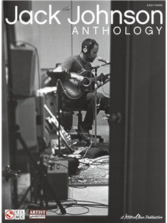 Jack Johnson: Anthology (Easy Piano) Books | Piano