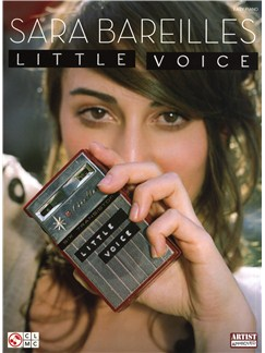 Sara Bareilles: Little Voice - Easy Piano Books | Piano