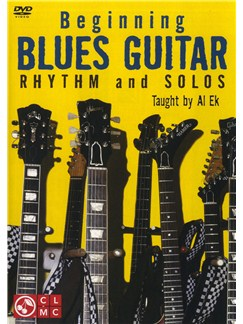 Beginning Blues Guitar DVDs / Videos | Guitar
