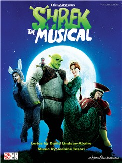 Shrek: The Musical - Vocal Selections Books | Piano, Vocal & Guitar (with Chord Symbols)