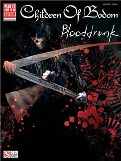 Children of Bodom: Blooddrunk - Guitar Tab Books   Guitar Tab