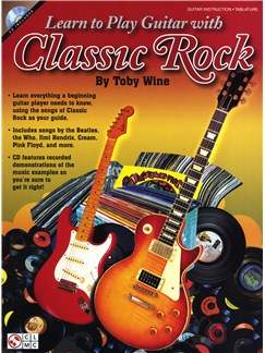 Toby Wine: Learn To Play Guitar With Classic Rock Books and CDs | Guitar Tab