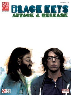 The Black Keys: Attack & Release Books | Guitar Tab, Voice
