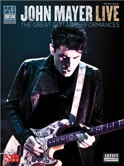 John Mayer: Live Books | Guitar Tab, Guitar