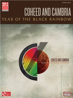 Coheed and Cambria: Year of the Black Rainbow Books | Guitar Tab