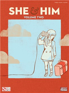 She & Him: Volume Two Books | Piano, Vocal & Guitar