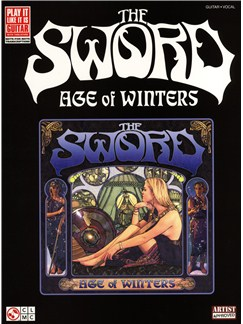 The Sword: Age Of Winters Books | Guitar Tab
