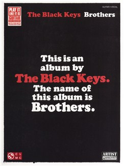 The Black Keys: Brothers Books | Guitar Tab, Guitar