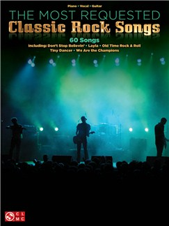 The Most Requested Classic Rock Songs Books | Piano, Vocal & Guitar
