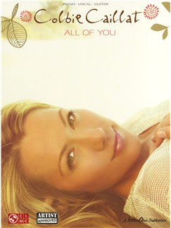 Colbie Caillat: All Of You Books | Piano, Vocal & Guitar