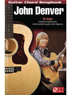 John Denver: Guitar Chord Songbook Books | Lyrics & Chords