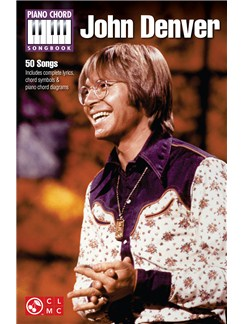 John Denver: Piano Chord Songbook Books | Lyrics & Piano Chords