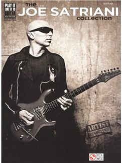 The Joe Satriani Collection Books | Guitar Tab, Guitar