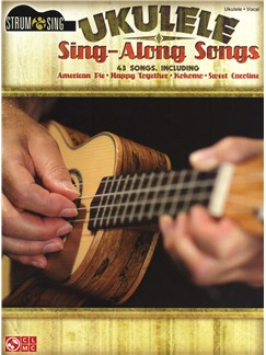 Ukulele Sing-Along Songs Books | Ukulele, Voice
