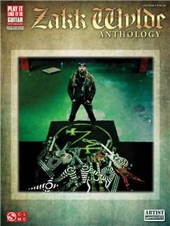Zakk Wylde: Anthology Books | Guitar Tab, Guitar