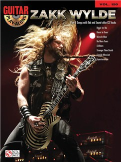 Guitar Play-Along Volume 150: Zakk Wylde Books and CDs | Guitar Tab, Guitar