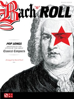 David Pearl: Bach 'n' Roll Books | Piano