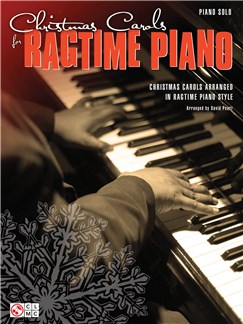 Christmas Carols For Ragtime Piano Books | Piano
