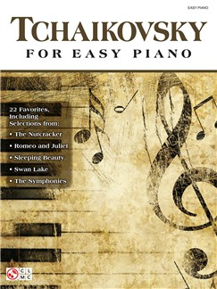 Tchaikovsky For Easy Piano Books | Piano