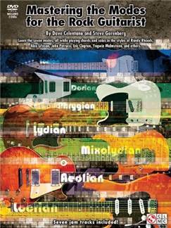 Mastering The Modes For The Rock Guitarist Books and DVDs / Videos | Guitar, Guitar Tab