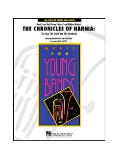 Harry Gregson-Williams: The Chronicles Of Narnia Books | Big Band & Concert Band