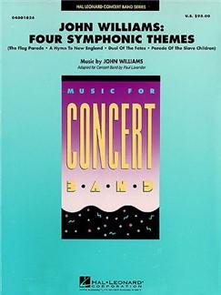 John Williams: Four Symphonic Themes Bog | Big Band og Harmoniorkester