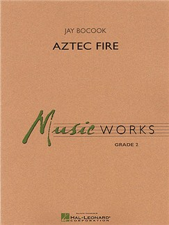 Aztec Fire Books | Big Band & Concert Band