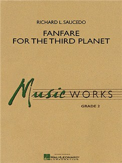 Fanfare for the 3rd Planet Books | Big Band & Concert Band