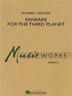 Fanfare for the 3rd Planet Bog | Big Band og Harmoniorkester
