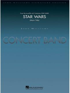 John Williams: Star Wars (Main Theme) (Arr. Stephen Bulla) Books | Big Band & Concert Band