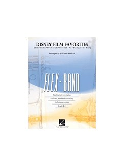 Disney Film Favorites Books | Wind Instruments